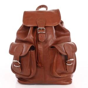 Hamosons - sac a dos cuir modèle 559