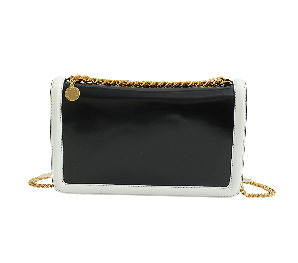 Pochette Brushed Off bicolore Stella McCartney