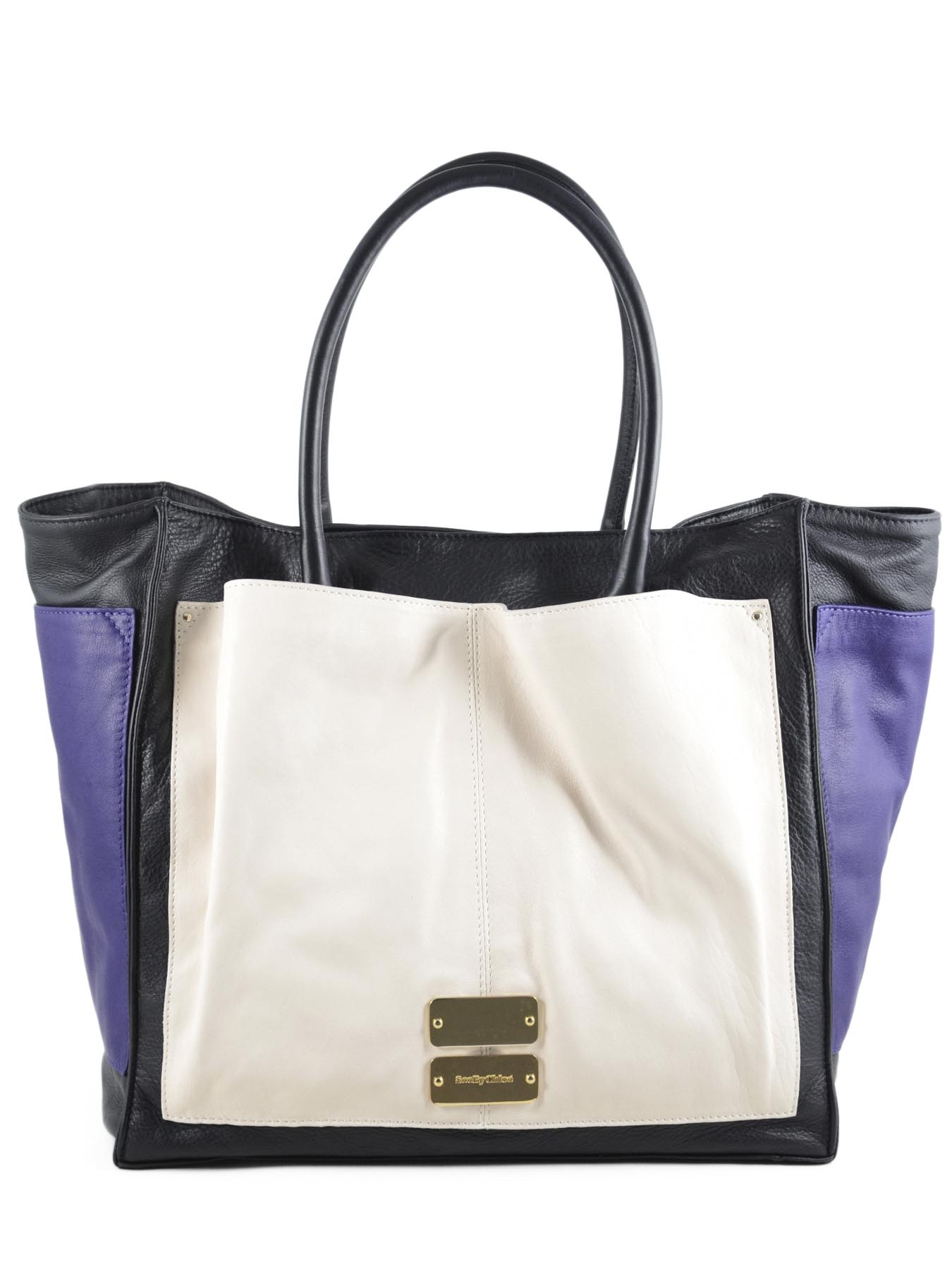 Sac Cabas Nellie See By Chloe