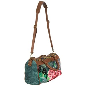 Sac Desigual Mirror Garden Flamenco long