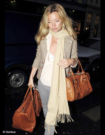 Sac Longchamp Kate Moss