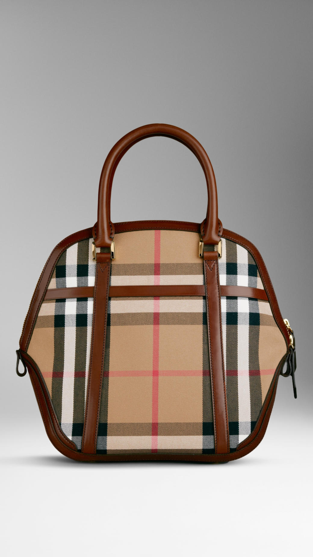 Sac Burberry en house check