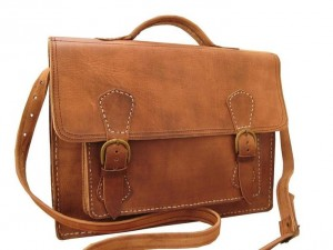 Sac vintage cartable